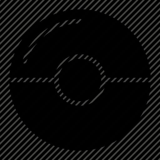 audio, control, disc, dvd, file, player, record icon