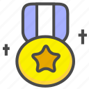 achievements, good, great, nice, perfect, praise icon