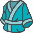 cloth, clothes, defense, gown icon