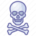 bones, danger, game, gaming, skull