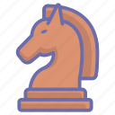 chess, game, gaming, horse, strategy