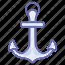 anchor, game, gaming, navigation, navy
