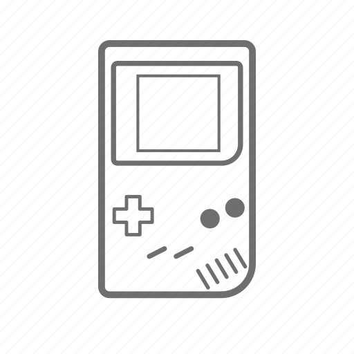 console, gameboy, gaming, nintendo, playstation, videogame icon