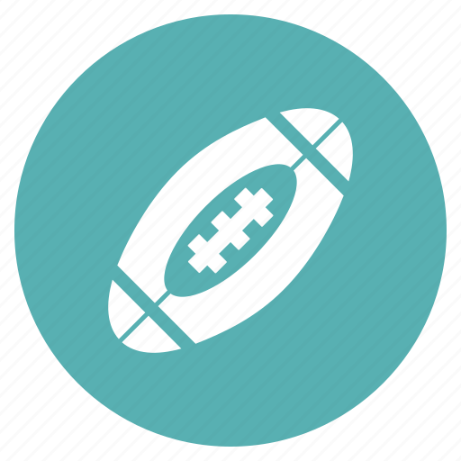 american, ball, football, gaming, rugby icon