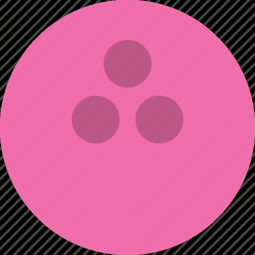 bowling, bowling ball, game, recreation icon