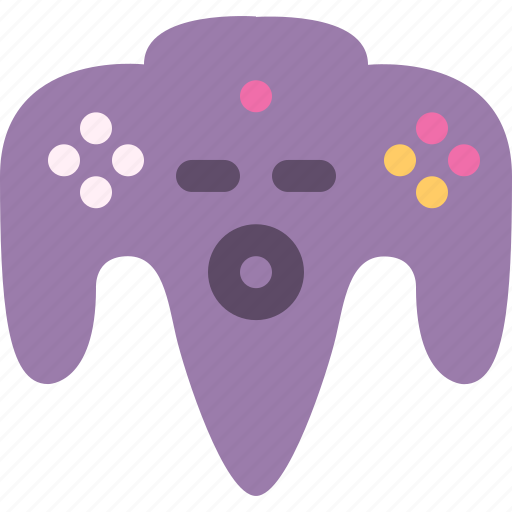 controller, game controller, game remote, video game icon