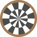 darts, playing darts, recreation, target icon