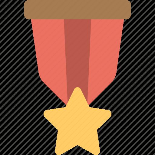 achievement, award, badge, decoration, reward icon