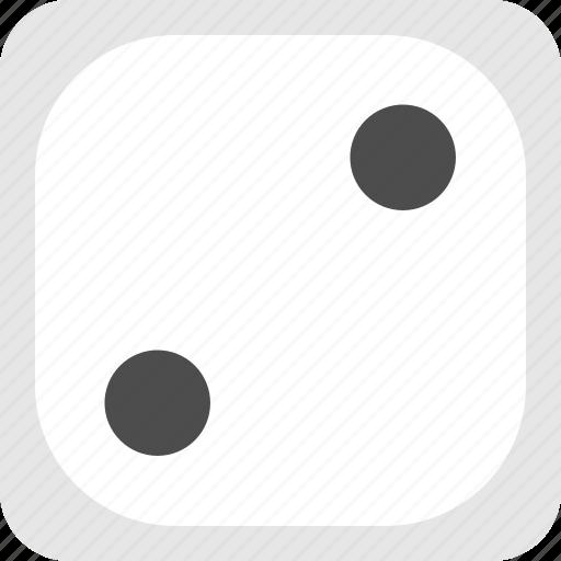 board game dice, dice, game dice, two dice icon