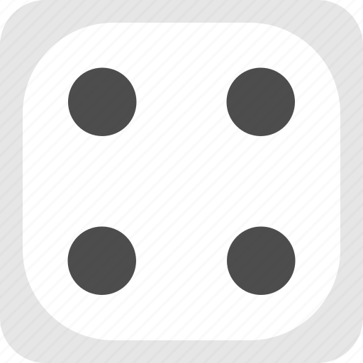 board game dice, dice, game dice, playing dice icon