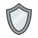 fight, gaming, protect, shield icon