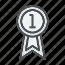 achievment, champions, gaming, reward icon