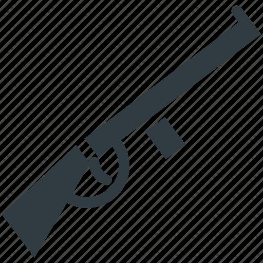 gun, rifle, rifle gun, shoot weapon, shotgun icon