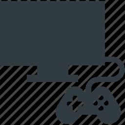 arcade, joystick, joysticks, video game, vintage arcade game icon