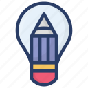 artistry, creativity, genius, idea, imaginary, innovation icon