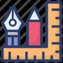 art tools, creative tools, designing tool, graphic designing, graphic tools icon