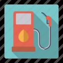 car, fuel, gas pump, gas station, petrol, repair, service icon