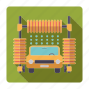 automotive, car, car wash, cleaning, service icon