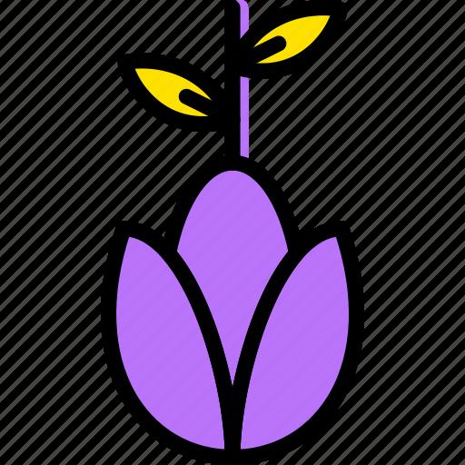 flower, garden, plant, seed, soil icon