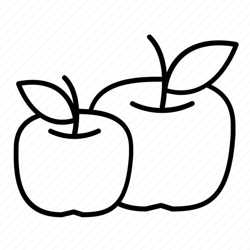 apple, fruite, garden, tree icon