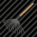 brush, equipment, fetlock, handle, mop, swab, wet icon