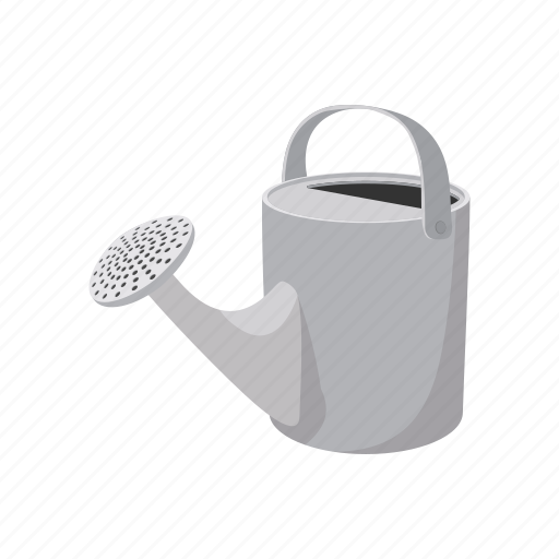 agriculture, cartoon, equipment, gardening, grow, tool, watering icon