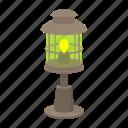 cartoon, decoration, electric, floor, lamp, lantern, light icon