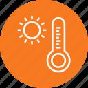 heat, temperature, garden, gardening, greenery