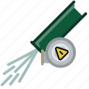 atomizer, farm, garden, insecticide, pesticides, tool, yumminky icon