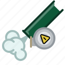 atomizer, farm, garden, insecticide, steam, tool, yumminky icon