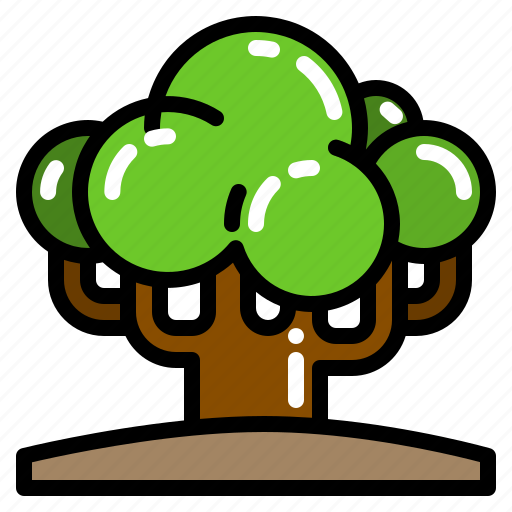 forest, natural, nature, plant, tree icon
