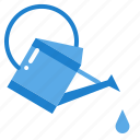 can, growth, plant, tool, water, watering
