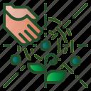 chemical, fertilizer, nitrogen, phosphorus, potassium icon