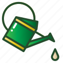can, growth, plant, tool, water, watering icon