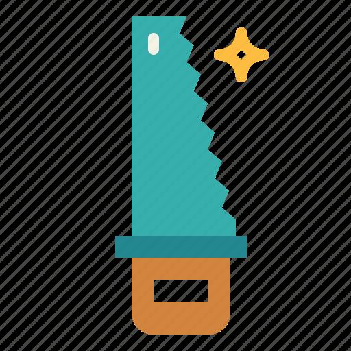 home, improvement, repair, saw, tools icon