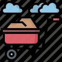 side, tool, tools, transport, view, wheel, wheels icon