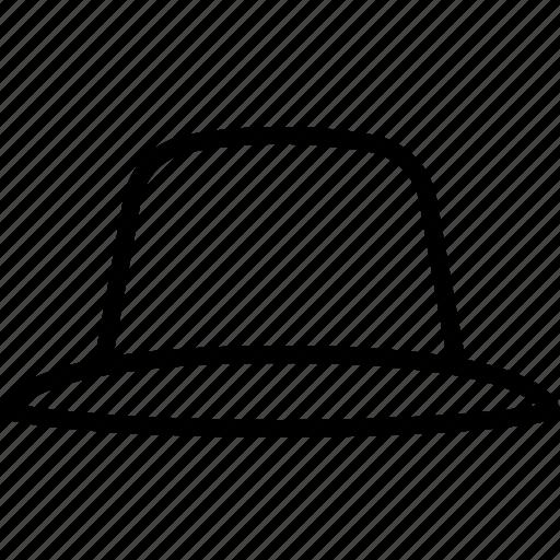 farm, farmer, garden, hat, head, tool, yumminky icon