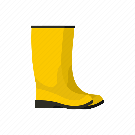 boots, equipment, foot, footwear, military, winter, work icon
