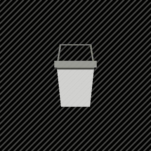 bucket, garden, gardening, tool, work icon