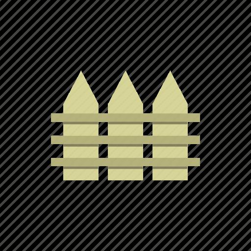 fence, garden, gardening, house, wood icon