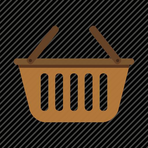 basket, garden, gardening, shopping, tool icon