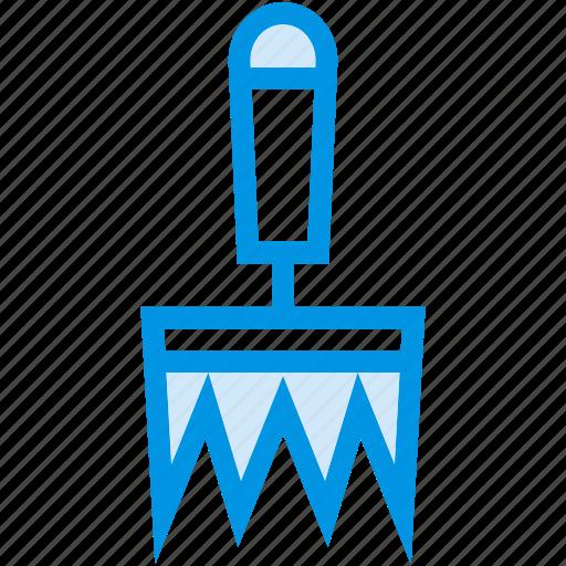 agriculture, equipment, farming, garden, rake, shovel, tool icon