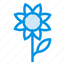camping, ecology, environment, flower, garden, plant, soil icon