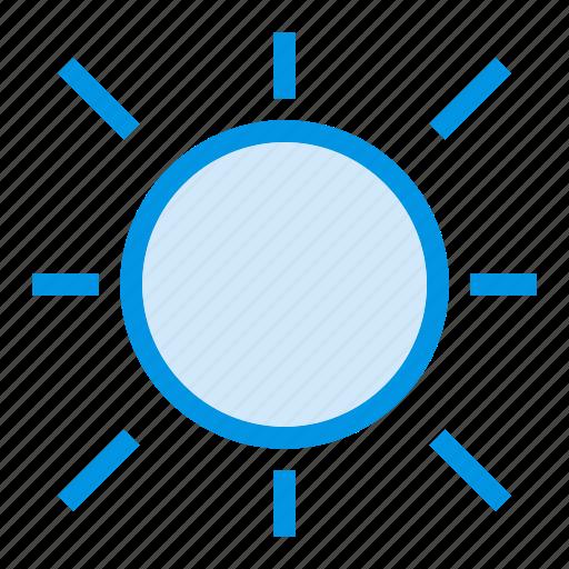 cloud, holiday, rain, summer, sun, weather, wind icon
