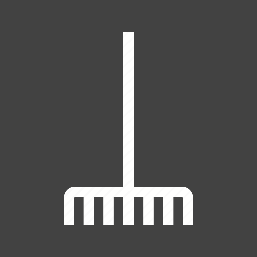 allotments, cleaning, dug, farm, fork, garbage, garden icon
