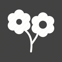 beautiful, flower, flowers, garden, green, small, spring icon