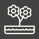 decoration, flower, flowers, garden, nature, plant, pot icon