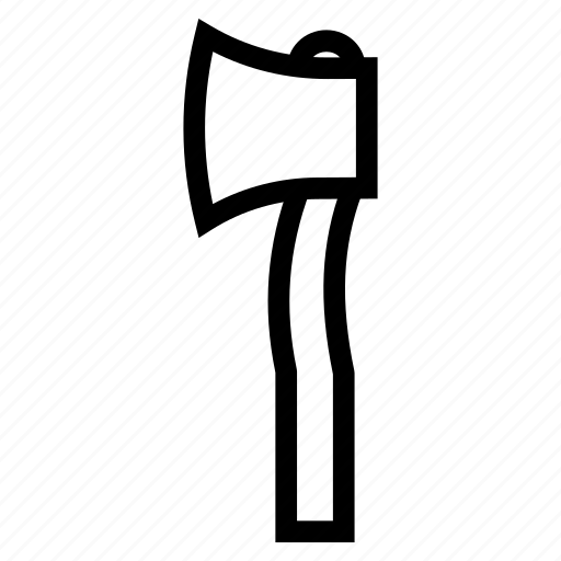 axe, construction, cutter, halloween, tool, weapon, work icon