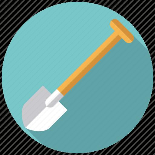 equipment, garden, gardening, shovel, spade, tool icon