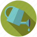 equipment, garden, gardening, tool, water, watering can icon